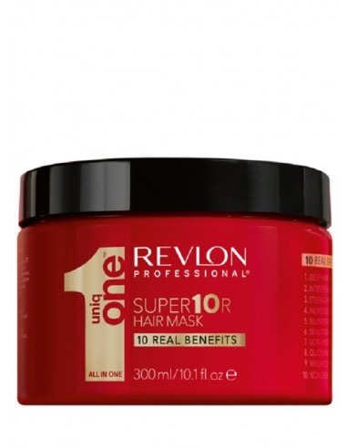 UNIQ ONE SUPERMASK Mascareta 300ml Revlon