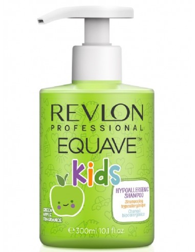 EQUAVE KIDS 2 EN 1 Xampú 300ml Revlon