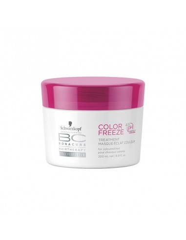 Mascarilla Bonacure Color Freeze 200ml schwarzkopf