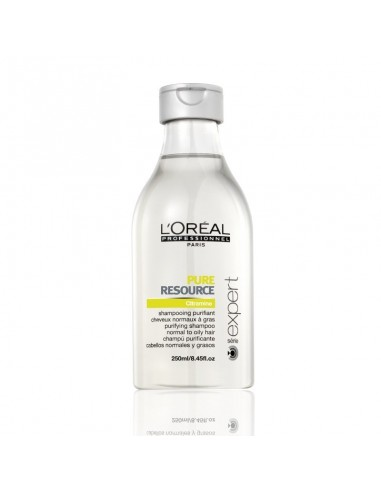 PURE RESOURCE Xampú 250ml L'oreal