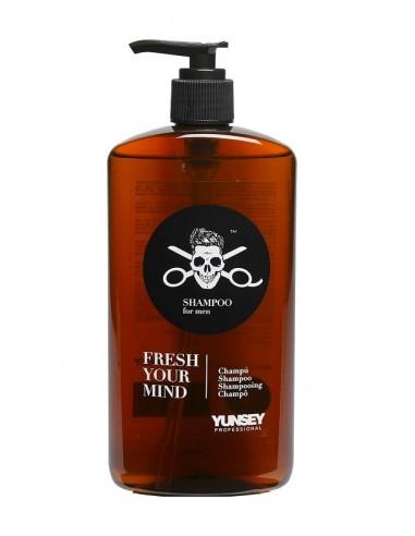 FOR MEN Xampú 380ml Yunsey