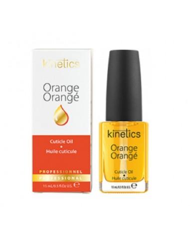 Cuticle Oils Orange 15ml oli per cuticules Kinetics