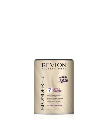 DECOLOR BLONDERFUL 7 LIGHT POWER 750gr Revlon