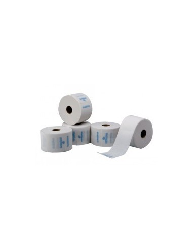 Rollo papel cuello Asuer paquete 5 uni