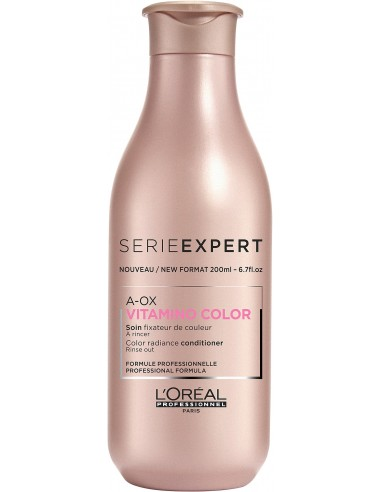 VITAMINO COLOR Acondicionador 150ml L'oreal