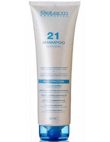 21 Xampú 300ml salerm