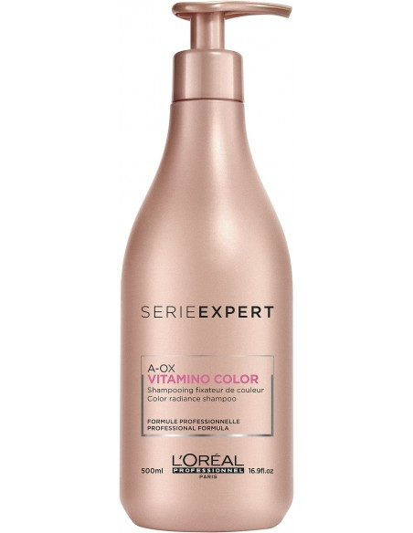 VITAMINO COLOR Xampú 500ml L'oreal