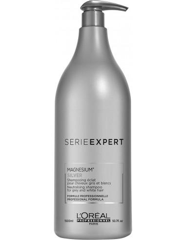 SILVER Xampú 1500ml L'oreal