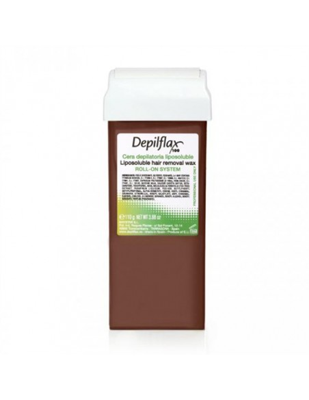 CERA ROLL ON CHOCO THERAPY 110gr Depilflax