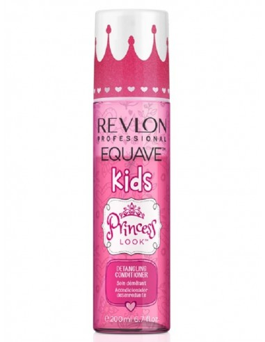EQUAVE KIDS PRINCESS 200ml Acondicionador Revlon
