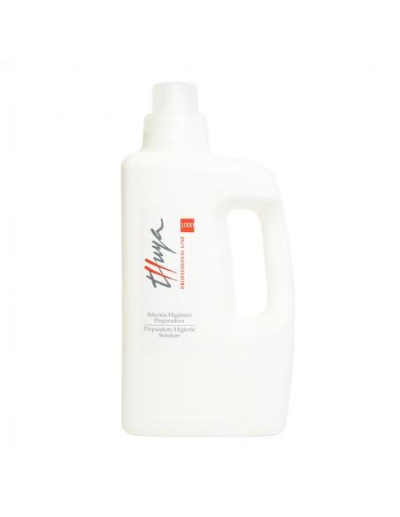 Solución Higiénico preparadora desinfectante de manos y utensilios 1000ml.
