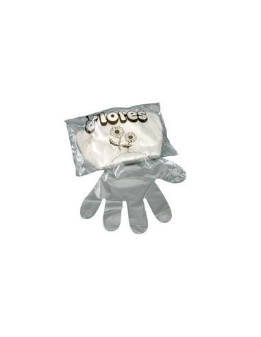 Guants transparents 1 sol ús 100 unitats